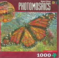 BUTTERFLY (Complete) PHOTOMOSAIC PUZZLE