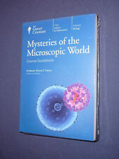 Teaching Co Great Courses DVDs   MYSTERIES OF MICROSCOPIC WORLD   latest release