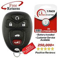 For 2005 2006 2007 2008 2009 2010 Chevrolet Cobalt Keyless Entry Remote Key Fob