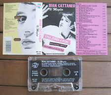 IVAN CATTANEO Il Meglio (1996) MC TAPE ORIGINALE D.V. More Record ‎– MC DV 5929
