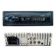 BLAUPUNKT Multimedia Car Stereo - Single DIN LCD Display with Bluetooth AM FM