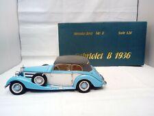 Mercedes-Benz 540K Cabriolet B 1936 CMC M-003B 1/24 !