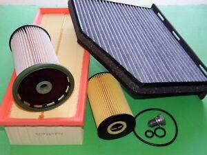 gr. Filterset Filtersatz Inspektionspaket Skoda Yeti 2.0 TDI (103 & 125kW)