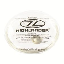 Highlander Reusable Rechargeable Handwarmer 2 in a pack Survival Equipment