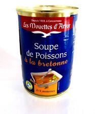Bretonische Fischsuppe Soupe de Poissons Bretonne 404 g