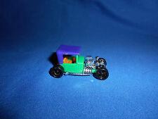 T-BUCKET HOT ROD Green Devil FORD MODEL T Plastic Toy Car Kinder Surprise
