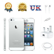 APPLE IPHONE 5 32GB SMARTPHONE WHITE FACTORY UNLOCKED SIM FREE PROFESSION SELLER