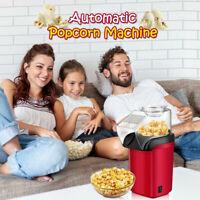 1200watts Household Children Automatic Popcorn Machine Mini Corn Popcorn Machine