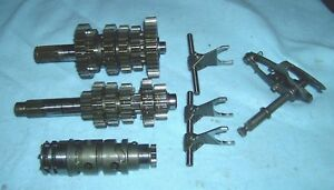6-speed Transmission Assembly Complete 2007 Ducati ST3 ST3S ST4S Sport Touring