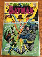 BATMAN #207 (1968, DC) VF