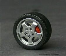 1/18 Tuning  AUDI 80 RS2 B4 Avant Felgensatz inkl.port-Bremse