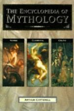 Encyclopedia of Mythology by Cotterell, Arthur Hardback Book The Fast Free