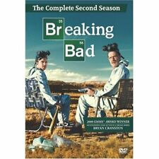 Breaking Bad: The Complete Second Season (DVD,2010)