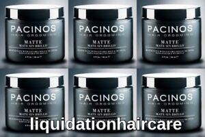 24 oz total 6 pcs Pacinos Hair Grooming Matte  haircream