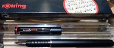 rotring Esprit Füllfederhalter ( F ) Farbe : schwarz