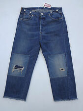 Levi's Vintage Clothing x Cone Mills 1915 501 Cinch Back Selvedge Jeans (32)