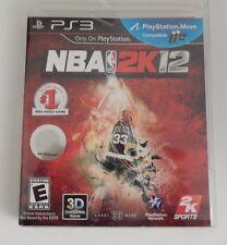 NBA 2K12 (Sony PlayStation 3)