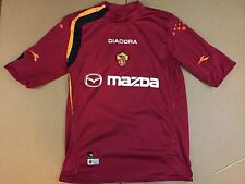 Diadora AS Roma Francesco Totti Jersey Shirt Trikot Maglia Italia Home XL