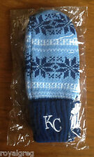Kansas City Royals Mittens Limited Giveaway SGA 10/1/2016 - New and Unopened