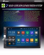 AUTORADIO 2 DIN GPS ERISIN ANDROID 5.1 USB SD WI-FI 3G DAB+ OBD2 RAM 2GB MIRROR