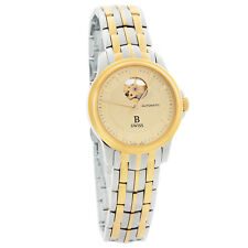B Swiss by Bucherer Prestige OpenHeart Men's Automatic Swiss Made Watch