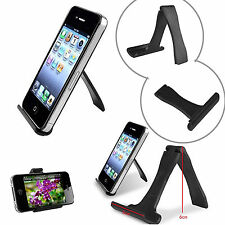Mini Stand Support Smartphone Compatible iPhone 4/5S/6S/ Samsung S3 /S4 HTC etc