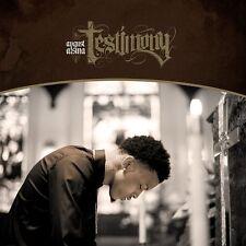August Alsina - Testimony [New CD] Clean