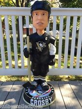 """SIDNEY CROSBY Pittsburgh Penguins 3'H Bobble Head Limited Edition 36""""H #d/50 New"""
