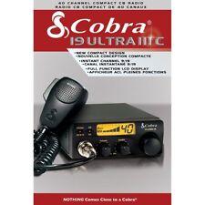 COBRA 19 Ultra III 40 Channel Mobile CB Radio [LN] ™