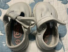 Baby Gap Girl's White Sneakers Shoes Size 2
