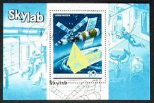 s1512) Raumfahrt Skylab Ungarn Block 101 A Originalunterschrift Charles Conrrad