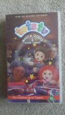 TOTS TV - VHS VIDEO - MAGICAL SECRETS AND OTHER STORIES - KIDS / CHILDRENS