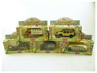 Job Lot Collection of 5 The Darling Buds Of May Lledo diecast model vehicles