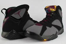 Nike Air Jordan VII Retro 7 Bordeaux Black Light Graphite Size 13 Lot