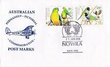 Permanent Commerative Pictorial Postmark - Nowra 25 Jun 1998 - 50c