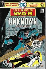 """DC (1975)STAR SPANGLED WAR STORIES#190 - """"Project: Omega"""" --  5.5 FN-"""