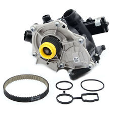 Electronic Thermostat&Water Pump& Belt Assembly Fit For AUDI A3 VW Beetle Golf