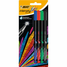 Bolígrafo Bic intensidad Punto Fino Punta 4 Colores Pack 0.4 mm