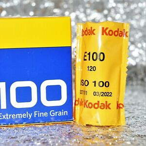 *NEW* Kodak E100 120 flm