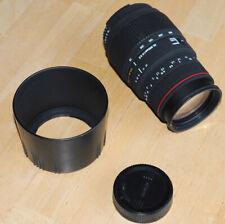 Sigma DG APO 70-300 mm, 1:4-5,5 Objektiv für Nikon, guter Zustand!