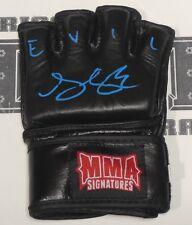 Jessica Evil Eye Signed MMA Glove BAS Beckett COA UFC Autograph 166 170 180 203