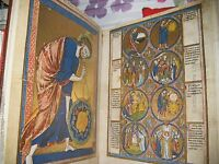 La Bible Moralisée - Club du Livre 1973 Fac Simile CODEX 2554 rel Cuir 1/2000
