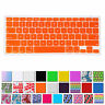"""Thin Silicone Keyboard Cover Skin for Apple Macbook Air Pro  MAC 13"""" 15"""" 17"""" inc"""