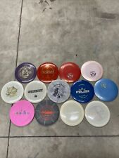 used disc golf discs lot