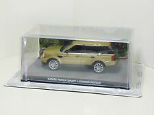 James Bond Car Collection 51 Range Rover Sport - Casino Royale & Magazine
