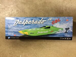 Thunder Tiger Desperado Jr. OBL RC Boat 27""