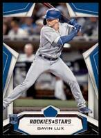 2020 Chronicles Rookies and Stars #5 Gavin Lux Los Angeles Dodgers