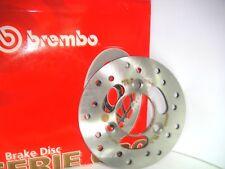 BREMBO SERIE ORO 68B40711 DISCO FRENO DELANTERO FIJO SYM 100 CENICIENTA 2000