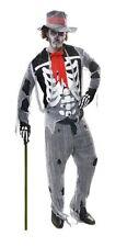 Costume Da Halloween Spaventosa Voodoo Man con cappello