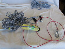 Ski Rope  Ski-Tow Harness Berkley Float Boat Hooks